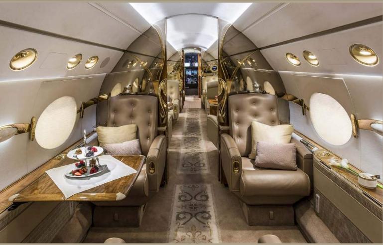 2006 Gulfstream G550 For Sale