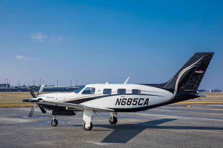 2012 Piper Meridian for sale